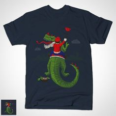 SUPER PLUMBER T-Shirt - Super Mario Bros T-Shirt is $14 today at TeePublic!