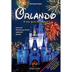 Livro - Orlando: O Seu Guia de Viagem
