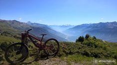 Mountainbike Blog - allmountain.ch - Touren, GPS Tracks und mehr Weekender, Montana, Bad Ragaz, Nature, Blog, Travel, Arosa, Flims, Tours