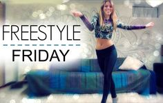 Freestyle Friday | Amymarie
