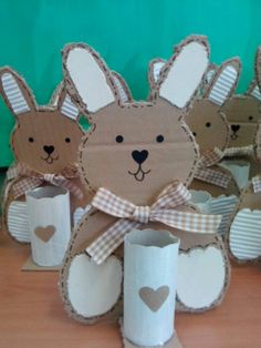 Easter Art, Easter Crafts For Kids, Easter Bunny, Basket Crafts, Bunny Crafts, Church Crafts, Diy Easter Decorations, Easter Activities, Easter Wreaths