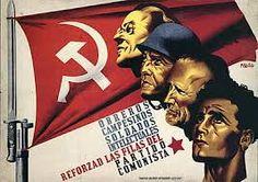 Spain - 1936-39. - GC - poster - autor: Josep Renau
