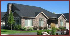 Home Designs Villas, Floor Plans, House Design, Cabin, House Styles, Home, Cabins, Ad Home, Villa