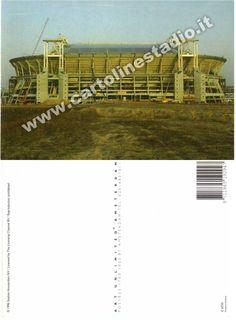€ 0,90 - code : NED-013 - AMSTERDAM ArenA - stadium postcard cartolina stadio carte stade estadio tarjeta postal Under Constraction