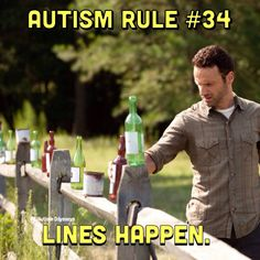 Autism is a different journey for every family, but there are some common experiences we may share. Here are some of these experiences illustrated with scenes from some of my favorite movies and TV…