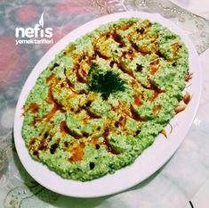 Nefis Brokoli Ezme Salata (meze)