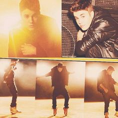 He's a great dancer and he is amazing I'm his number one fan!!!!!!
