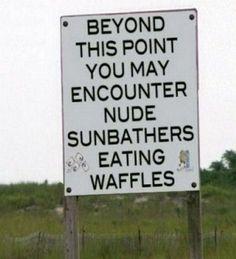 what? no pancakes!