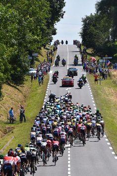 Stage 6 of the Tour de France (Tim de Waele/TDWSport.com)