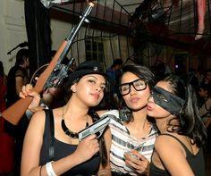 Dressed to 'Kill'  by Pooja Ramachandran