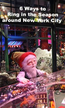 Macy's Santaland - After you've seen the windows at Macy's in New York City, take the kids to pose with pictures with the city's premier St Nick!