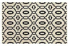 Moor Flat-Weave Rug, Kettle on OneKingsLane.com
