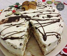 Γεμιστό κέικ κάστανου | Cookstory.gr Sweets Cake, Cupcake Cakes, Oreo Pops, Breakfast Time, Something Sweet, Tiramisu, Food And Drink, Stuffed Peppers, Ethnic Recipes