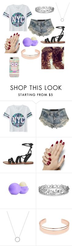 """Untitled #644"" by this-is-the-world-i-live-in on Polyvore featuring Aéropostale, One Teaspoon, Topshop, Eos, Effy Jewelry, Michael Kors, Leith, Casetify, women's clothing and women's fashion"