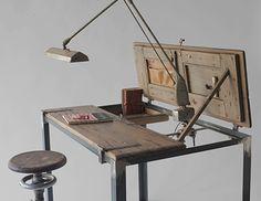 windoor table - made with window doors on Behance