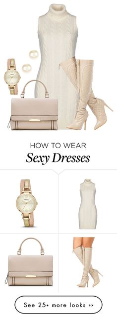 """""""Sexy Neutrals"""" by mmmartha on Polyvore"""