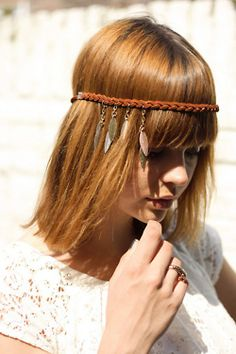 someone please explain this to me?!!? I don't understand the 70's headband comeback