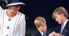 Princess Diana with Prince Harry and Prince William Prince William And Harry, Prince Henry, Prince Harry And Meghan, Prince Charles, Princess Diana Death, Princess Diana Family, Princess Of Wales, Lady Diana, Prince George Alexander Louis