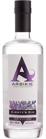 Arbikie Gin product photo