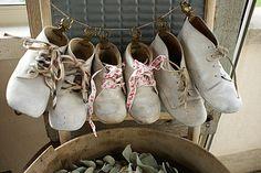 babi item, boho chic, babykid shoe, babi shoe, shabby chic, vintag babi, petit chaussur, vintag shoe, baby shoes