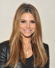 How do I get my thin fine hair to do this in record time without fussing? Maria Menounos Hair
