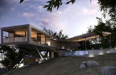 house in California by Craig Steely