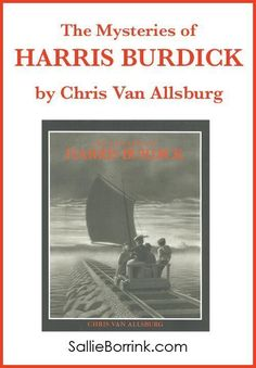 """The Mysteries of Harris Burdick"" by Chris Van Allsburg is a fantastic book for story prompts! The photos provoke so many idea among children. Great for creative writing ideas!"