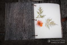 Floral Embeded lining page
