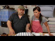 TVS: Špetka Slovácka - Králík na paprice (23. díl) - YouTube Youtube, Red Peppers, Youtubers, Youtube Movies
