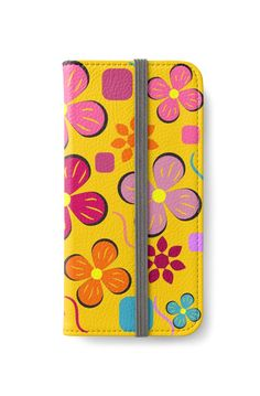#Summer in the #garden by cocodes #iphone #wallet #redbubble