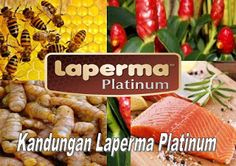 Kandungan LAPERMA PLATINUM