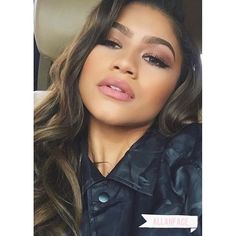 Zendaya's makeup artist shared her secret to her perfect brows!