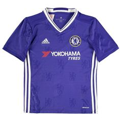adidas | adidas Chelsea Home Chemise 2016 2017 Homme | Football Replica Chemises