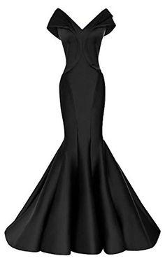 JudyBridal Women's V Neck Off Shoulder Satin Mermaid Prom... https://www.amazon.com/dp/B01MRP0YEM/ref=cm_sw_r_pi_dp_x_e6vJybA43YD2S