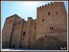 Alcázar de Medina de Pomar en Burgos  por Pepi Ramos