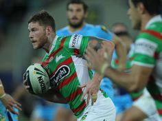 Chris McQueen - South Sydney Rabbitohs