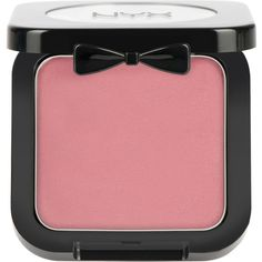 Nyx Cosmetics High Definition Blush (23 ILS) ❤ liked on Polyvore featuring beauty products, makeup, cheek makeup, blush, beauty, nyx blush and nyx