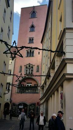 Regensburg, Germany is a UNESCO World Heritage Site
