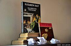Una dirección equivocada, de Elizabeth Daly (1944) #HenryGamadge7