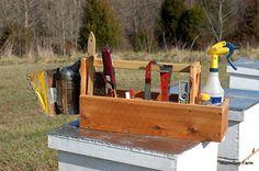 Amazon.com: Beekeeper toolbox, Corydon IN: Handmade