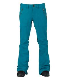Another great find on #zulily! Burton Tahoe Enzyme Wash Vida Ski Pants by Burton #zulilyfinds