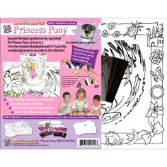 OOZ  OZ MorphOScopes PRINCESS PONY PARTY FUN PACK >>> Check this awesome product by going to the link at the image. (Note:Amazon affiliate link) #ToysGames5To7Years