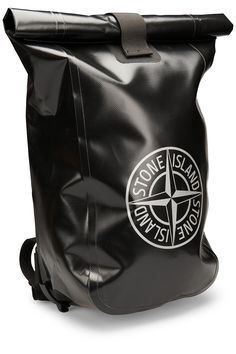 Stone Island Dry Bag Black