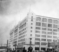 'Monkey Wards', Montgomery Wards Denver, where my little brother and I played in the Agricultural building. and rode our first elevators. Lakewood Colorado, State Of Colorado, Denver Colorado, Agricultural Buildings, Montgomery Ward, Mystery Of History, Rocky Mountains, East Coast, Day Trips