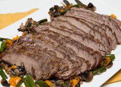 Yucatecan steak | Bistec a la Yucateca | Recetas Mexicanas