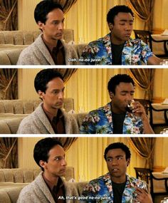 Community Series, Community Tv Show, Community Quotes, Community College, Movies Showing, Movies And Tv Shows, Flight Of The Conchords, Donald Glover, Comedy Tv