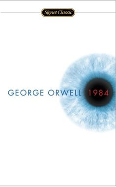 1984 George Orwell, Erich Fromm  Novel Book Preview Gift Paperback English Ver
