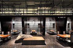 Japan Interior Design Ideas   LET'S STAY: Haneda Japanese Restaurant by Kris Lin Interior Design
