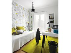 Maya on pinterest petite fille deco and small teen room - Deco chambre jeune fille ...