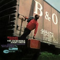 ♬ 'Midnight Special' - Jimmy Smith ♪ #nowplaying